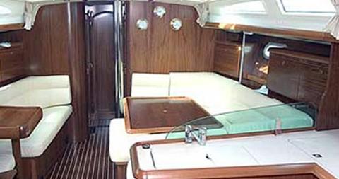 Alquiler de barcos Fethiye barato de Sun Odyssey 43