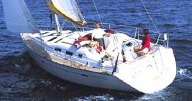 Alquiler de barcos Fethiye barato de Oceanis 37