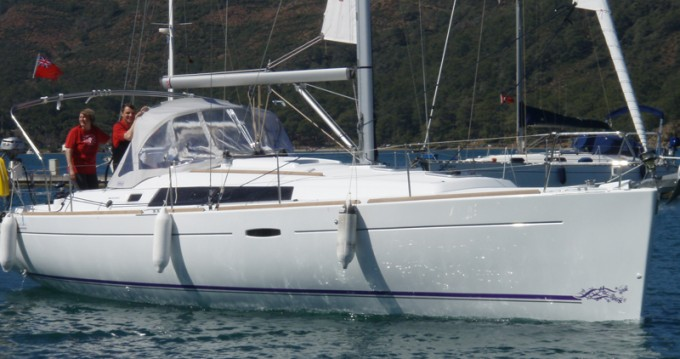 Alquiler de yate Fethiye - Bénéteau Oceanis 37 en SamBoat