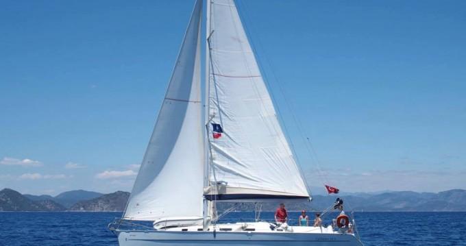 Alquiler de barcos Fethiye barato de Cyclades 39.3