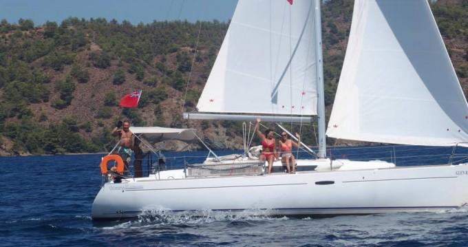 Alquiler de barcos Bénéteau Oceanis 37 enFethiye en Samboat