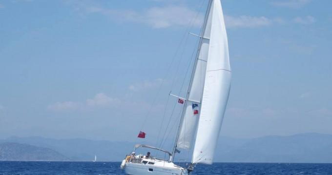 Alquiler Velero en Fethiye - Jeanneau Sun Odyssey 36i