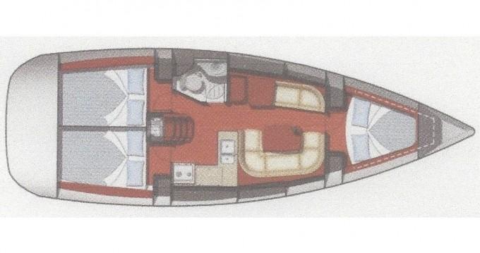 Alquiler de yate Fethiye - Jeanneau Sun Odyssey 36i en SamBoat