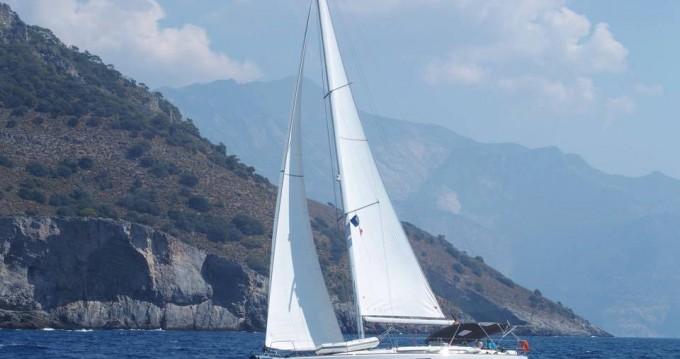 Alquiler de barcos Fethiye barato de Sun Odyssey 409