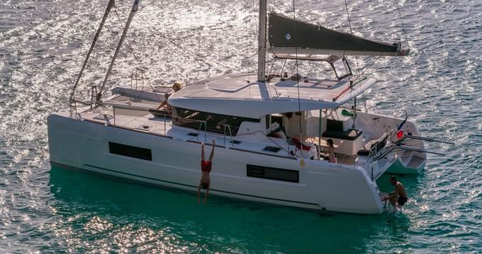Alquiler Catamarán en Capo d'Orlando - Lagoon Lagoon 40