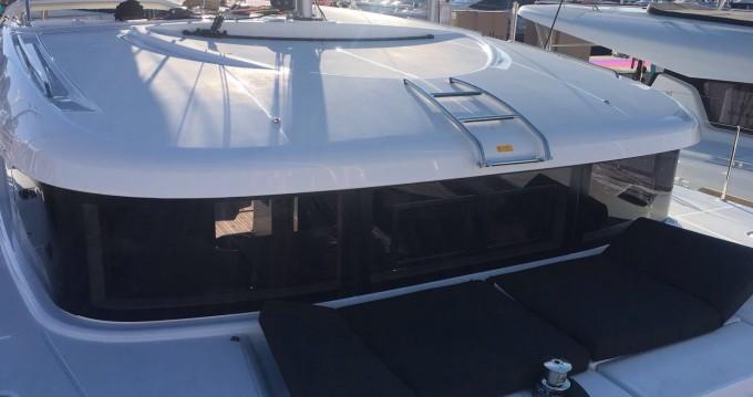 Alquiler de barcos Capo d'Orlando barato de Lagoon 40
