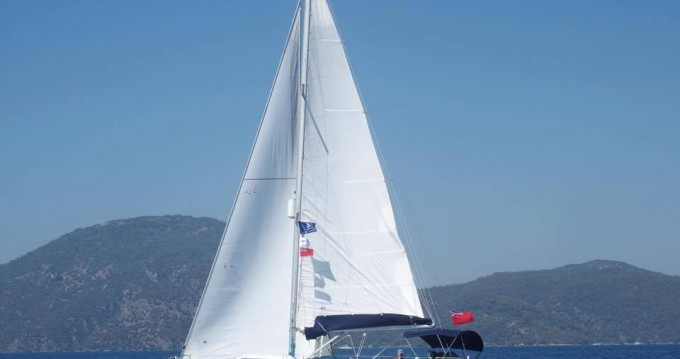 Alquiler de barcos Fethiye barato de Oceanis 343