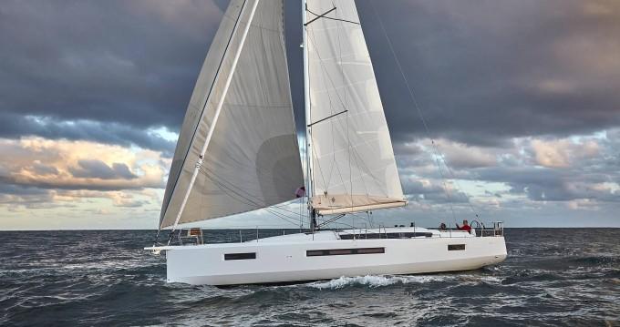 Alquiler de yate Šibenik - Jeanneau Sun Odyssey 490 en SamBoat