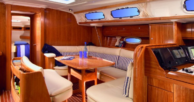 Alquiler de Bavaria Bavaria 46 Cruiser en Port of Lefkada