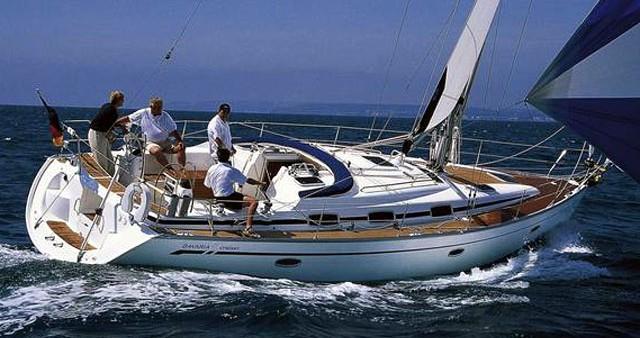 Bavaria Bavaria 42 entre particulares y profesional Port of Lefkada