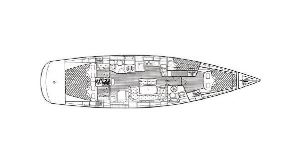Alquiler de barcos Bavaria Bavaria 46 Cruiser enPort of Lefkada en Samboat