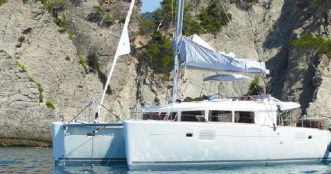 Alquiler de yate Donji Seget - Lagoon Lagoon 450 F en SamBoat
