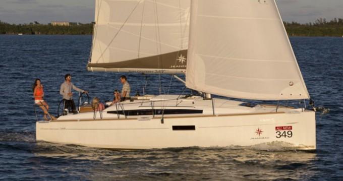 Alquiler de barcos Trapani barato de Sun Odyssey 349