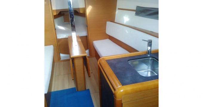 Alquiler Velero en Trapani - Jeanneau Sun Odyssey 349