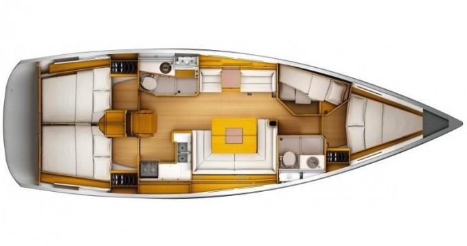 Alquiler Velero en Trapani - Jeanneau Sun Odyssey 449