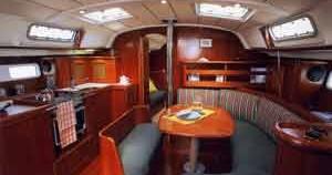 Alquiler de barcos Cagliari barato de Oceanis 411