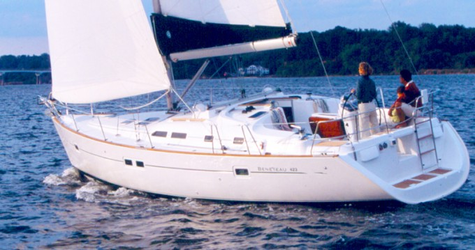 Alquiler de yate Nettuno - Bénéteau Oceanis Clipper 423 en SamBoat