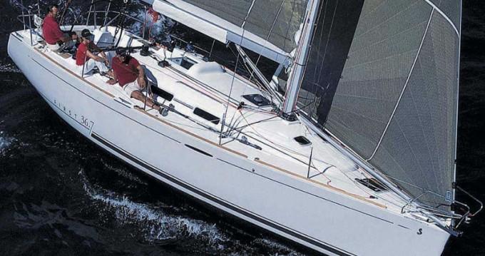 Alquiler de barcos Bénéteau First 36.7 enNettuno en Samboat