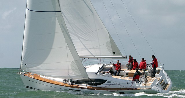 Jeanneau Sun Odyssey 45 entre particulares y profesional Nettuno