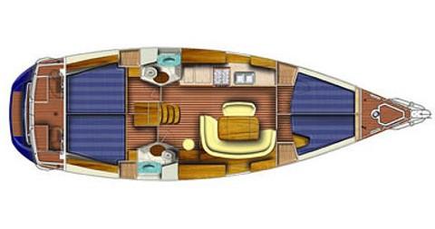 Alquiler de Jeanneau Sun Odyssey 45 en Nettuno