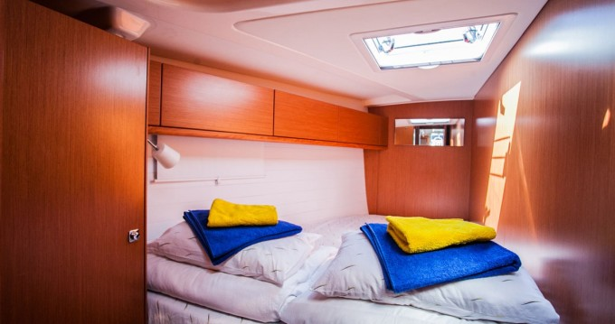Bavaria Cruiser 51 entre particulares y profesional Ragusa