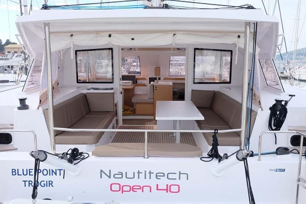 Alquiler Catamarán en Trogir - Nautitech Nautitech Open 40