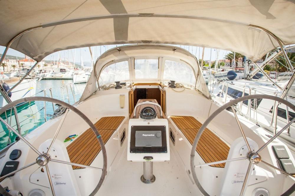 Bavaria Bavaria Cruiser 37 entre particulares y profesional Dubrovnik