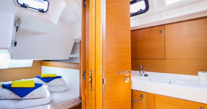 Jeanneau Sun Odyssey 509 entre particulares y profesional Trogir