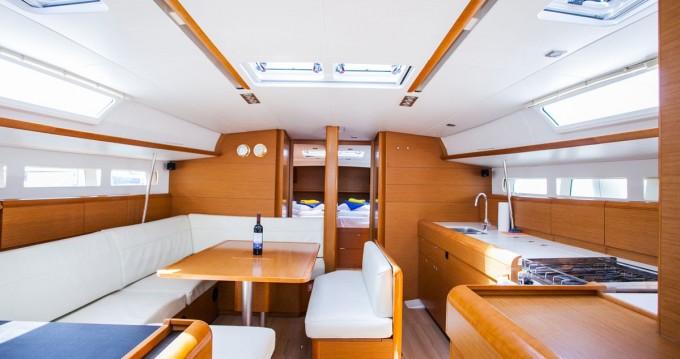 Alquiler de yate Trogir - Jeanneau Sun Odyssey 509 en SamBoat