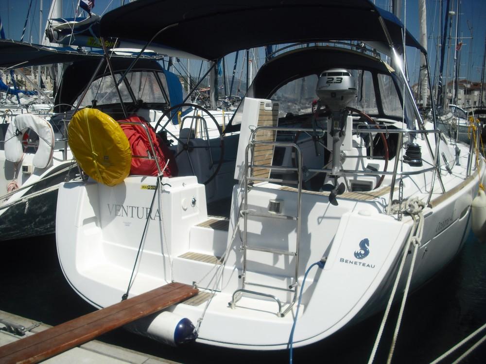 Alquiler Velero en Trogir - Bénéteau Oceanis 40