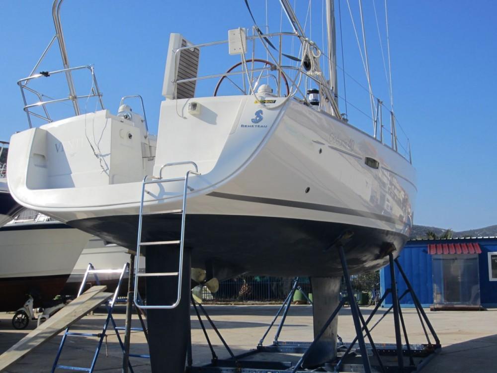 Alquiler de Bénéteau Oceanis 40 en Trogir