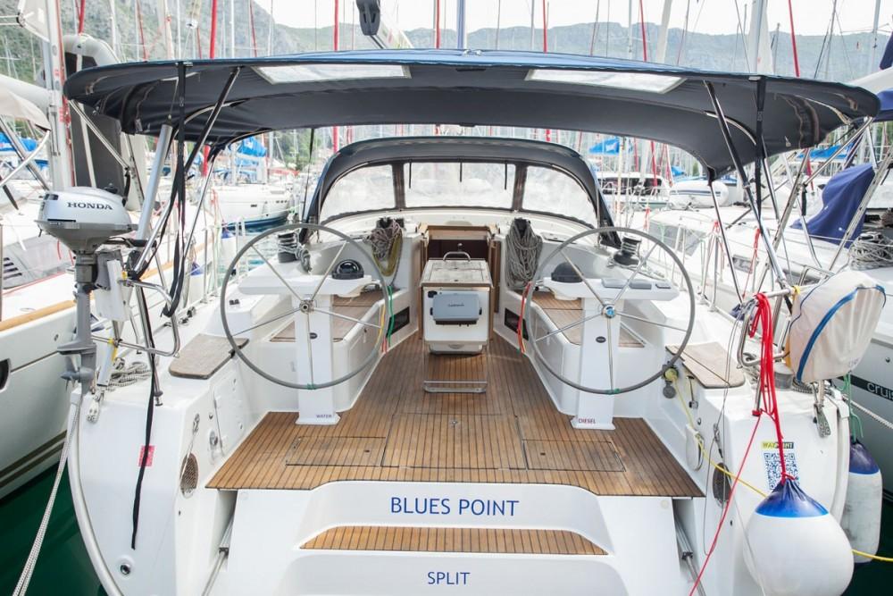 Alquiler de Bavaria Bavaria Cruiser 45 en Trogir
