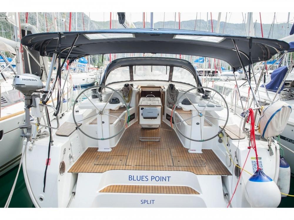 Alquiler de barcos Bavaria Bavaria Cruiser 45 enTrogir en Samboat