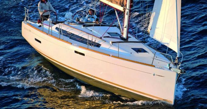 Jeanneau Sun Odyssey 389 entre particulares y profesional Veruda