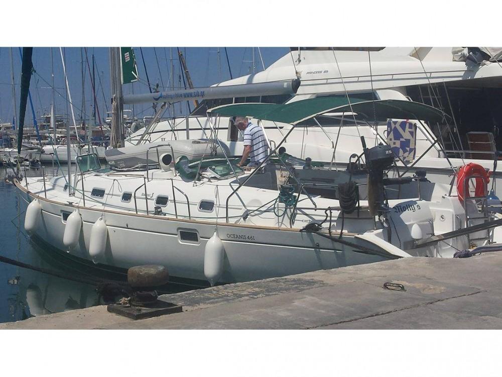 Alquiler de yate  Léucade - Bénéteau Oceanis 461 en SamBoat