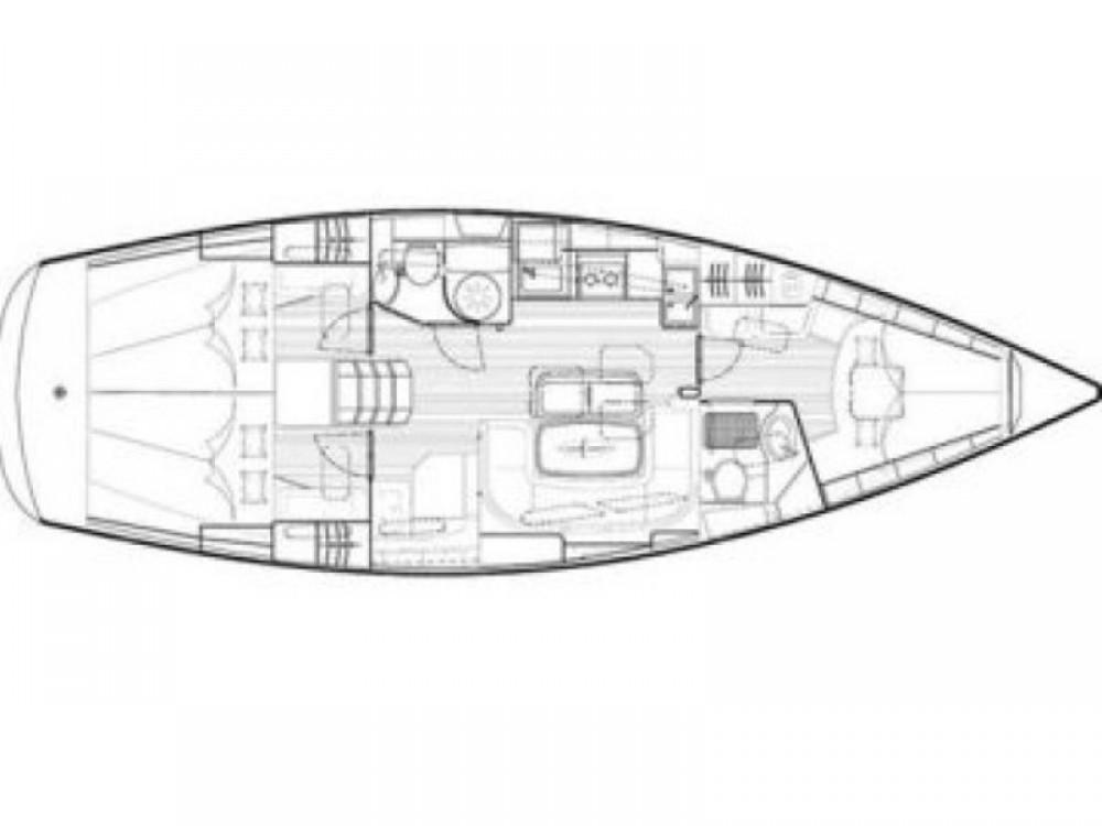 Alquiler Velero en  - Bavaria Bavaria 40 Cruiser