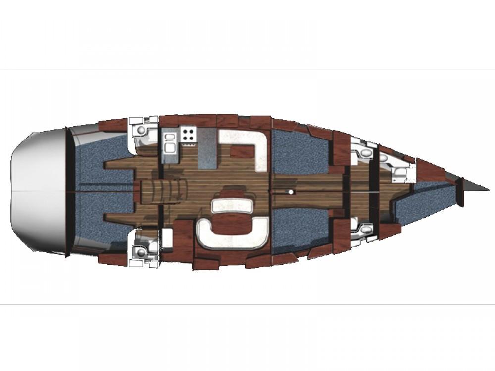 Alquiler de barcos Marina de Alimos barato de Ocean Star 56.1- 6 cabins