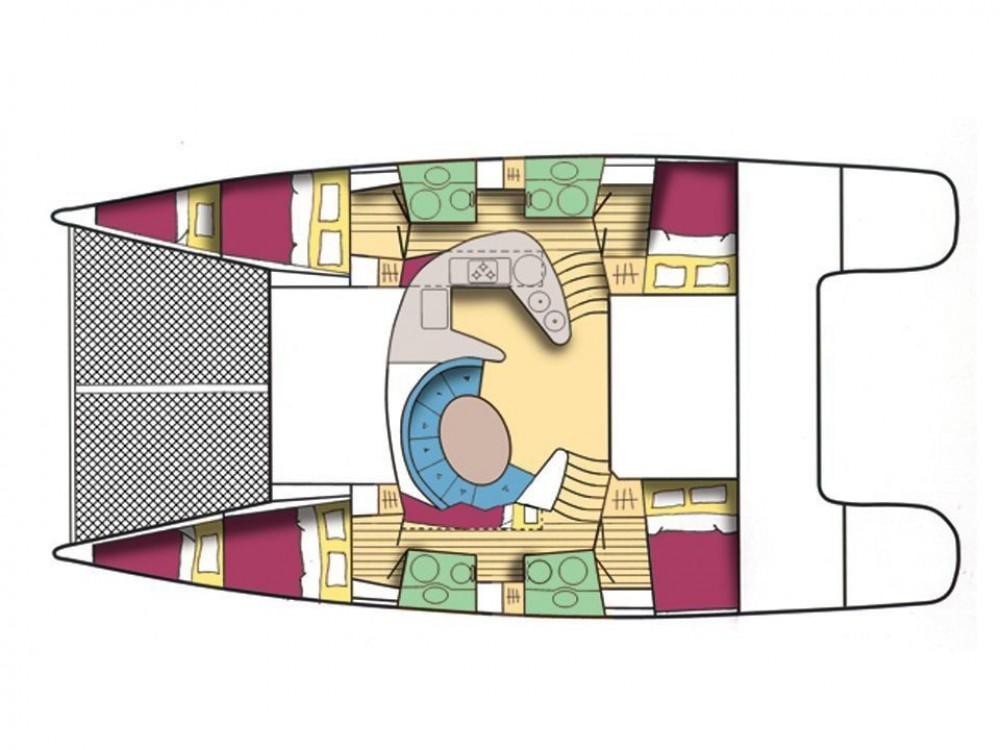 Alquiler de barcos  barato de Bahia 46