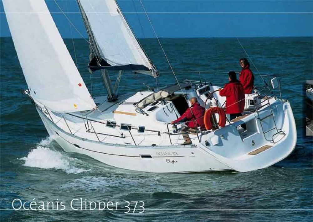 Alquiler Velero en Álimos - Bénéteau Oceanis 373 Clipper