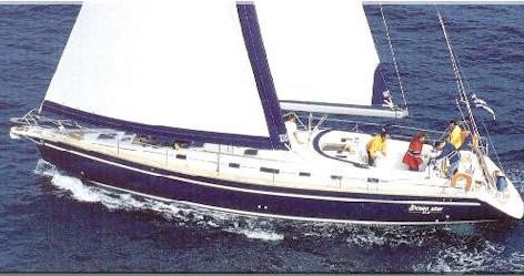 Alquiler de yate Atenas - Ocean Ocean Star 51.2 en SamBoat