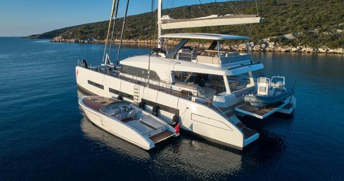 Alquiler de barcos Kaštel Gomilica barato de Lagoon Seventy 7