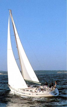 Alquiler de barcos  barato de Sun Odyssey 449 owner version