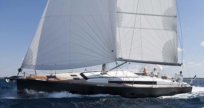 Alquiler de barcos Kaštel Gomilica barato de Beneteau Oceanis 55