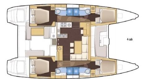 Catamarán para alquilar Salerno al mejor precio