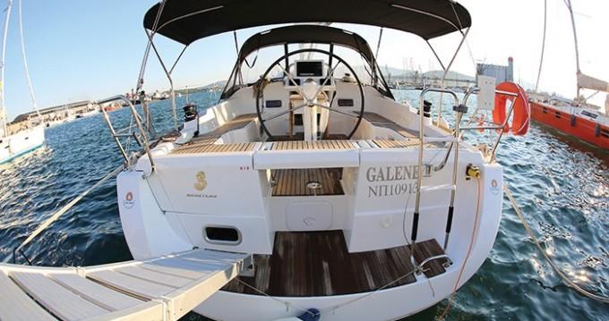 Alquiler Velero en Skópelos - Bénéteau Oceanis 37
