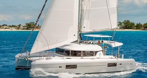 Alquiler de barcos Volos barato de Lagoon 42