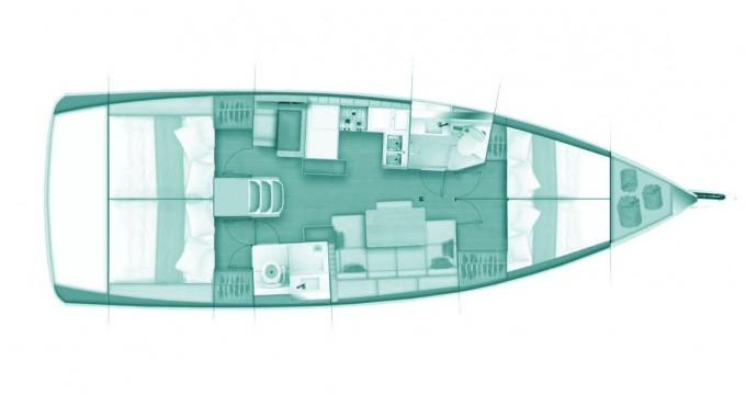 Alquiler de barcos Volos barato de Sun Odyssey 440
