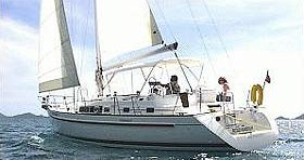 Bénéteau Oceanis 40 entre particulares y profesional Skópelos