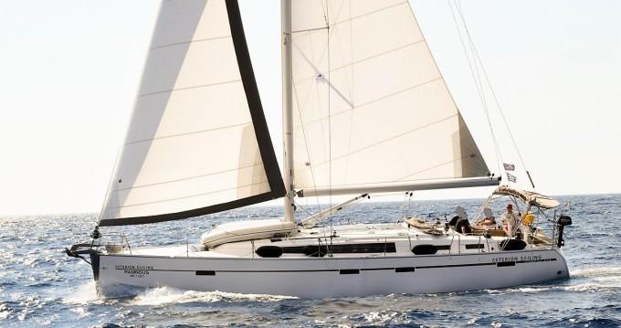 Bavaria Cruiser 51 entre particulares y profesional Gouviá