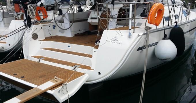 Alquiler de barcos Gouviá barato de Cruiser 51